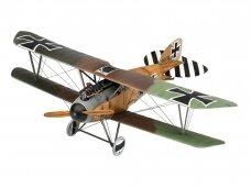 Revell - Albatros DIII dovanų komplektas, Mastelis: 1/48, 64973