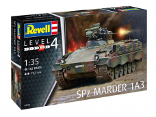 Revell - SPz Marder 1 A3, Scale: 1/35, 03261