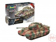 Revell - TIGER II Ausf. B - Full Interior (Platinum Edition), Scale: 1/35, 03275