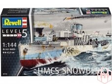 Revell - Flower Class Corvette HMCS Snowberry, Mastelis: 1/144, 05132