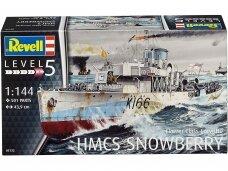 Revell - Flower Class Corvette HMCS Snowberry, 1/144, 05132