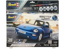 Revell - VW New Beetle Model Set, 1/24, 67643