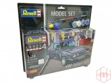 "Revell - VW Golf GTI ""Builders Choice"" Model Set, 1/24, 67673"