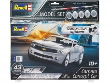 Revell - Camaro Concept Car Model Set, 1/25, 67648