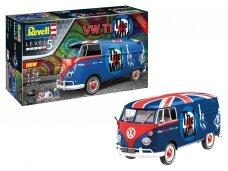 "Revell - VW T1 Bus ""The Who"" Model Set, 1/24, 05672"
