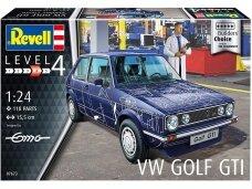 "Revell - VW Golf GTI ""Builders Choice"", 1/24, 07673"