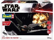 "Revell - Star Wars Kylo Ren's TIE Fighter ""Silencer"", 1/70, 06771"