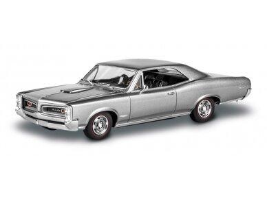 Revell - 1966 Pontiac® GTO®, Scale: 1/25, 14479
