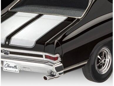 Revell - 1968 Chevy Chevelle, Mastelis: 1/25, 07662 4
