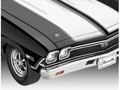 Revell - 1968 Chevy Chevelle, Scale: 1/25, 07662 5