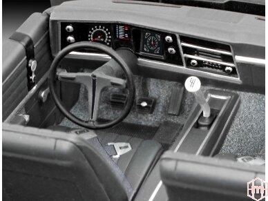 Revell - 1968 Chevy Chevelle, Mastelis: 1/25, 07662 6