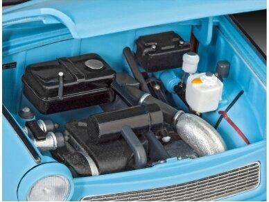 "Revell - Trabant 601S ""60 Jahre"" dovanų komplektas, Mastelis: 1/24, 07777 4"