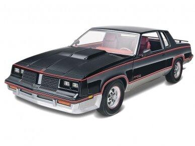 Revell - 1983 Hurst Oldsmobile, Mastelis: 1/25, 14317 2