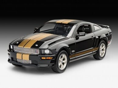 Revell - 2006 Ford Shelby GT-H, Mastelis: 1/25, 07665 3