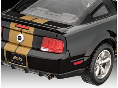 Revell - 2006 Ford Shelby GT-H, Mastelis: 1/25, 07665 5