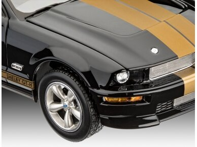 Revell - 2006 Ford Shelby GT-H, Mastelis: 1/25, 07665 6