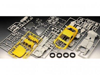 Revell - 2010 Ford Mustang GT dovanų komplektas, Mastelis: 1/25, 67046 3