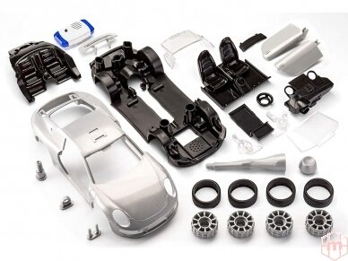 "Revell - JUNIOR KIT Porsche  911 ""Police"", Mastelis: 1/20, 00818 4"