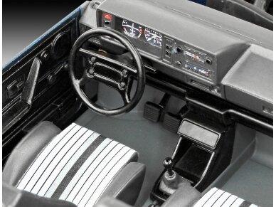 Revell - 35 Years VW Golf 1 GTI Pirelli dovanų komplektas, Mastelis: 1/24, 05694 4