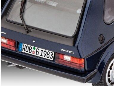 Revell - 35 Years VW Golf 1 GTI Pirelli dovanų komplektas, Mastelis: 1/24, 05694 6