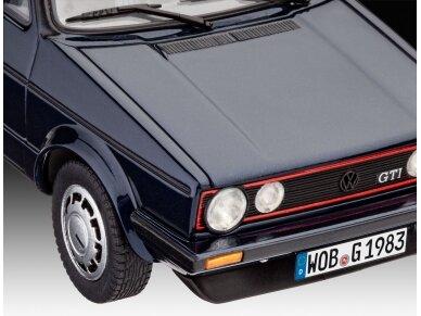 Revell - 35 Years VW Golf 1 GTI Pirelli dovanų komplektas, Mastelis: 1/24, 05694 7