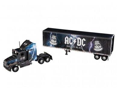 Revell - 3D Dėlionė AC/DC Tour Truck, 00172 2