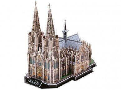 Revell - 3D Puzzle Cologne Cathedral, 00203 2