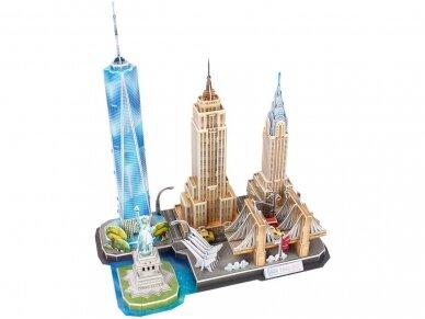 Revell - 3D Puzzle New York Skyline, 00142 2