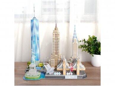 Revell - 3D Puzzle New York Skyline, 00142 3