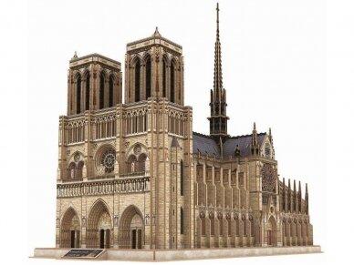 Revell - 3D Dėlionė Notre Dame de Paris, 00190 2