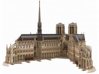 Revell - 3D Puzzle Notre Dame de Paris, 00190 3