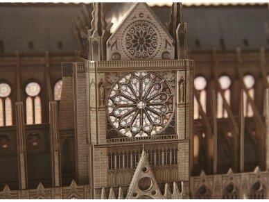 Revell - 3D Puzzle Notre Dame de Paris, 00190 4