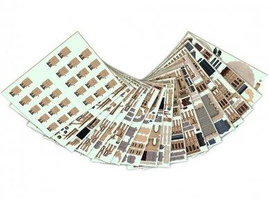 Revell - 3D Puzzle Notre Dame de Paris, 00190 5