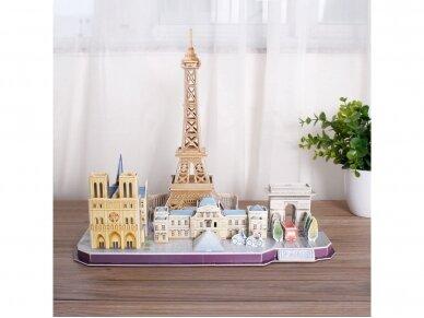 Revell - 3D Puzzle Paris Skyline, 00141 3
