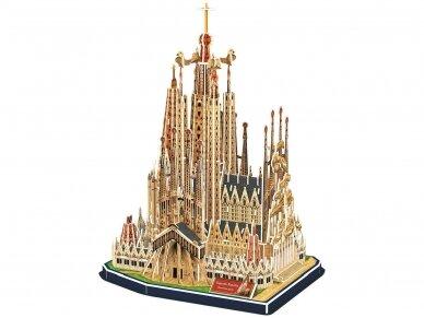 Revell - 3D Puzzle Sagrada Familia, 00206 2