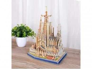 Revell - 3D Dėlionė Sagrada Familia, 00206 3