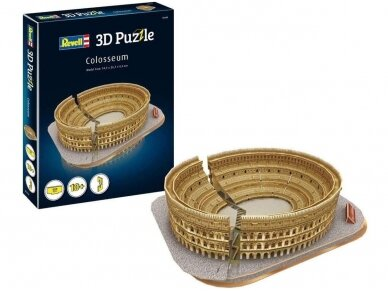 Revell - 3D Puzzle The Colosseum, 00204