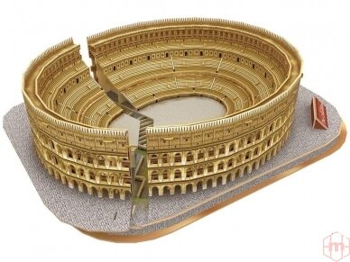 Revell - 3D Puzzle The Colosseum, 00204 2