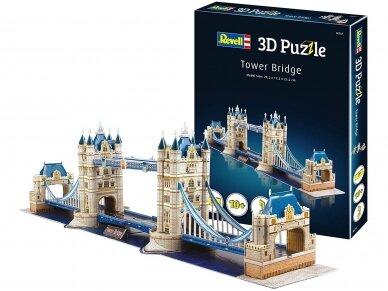 Revell - 3D Dėlionė Tower Bridge, 00207