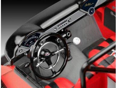 Revell - '56 Chevy Customs, Mastelis: 1/24, 07663 6