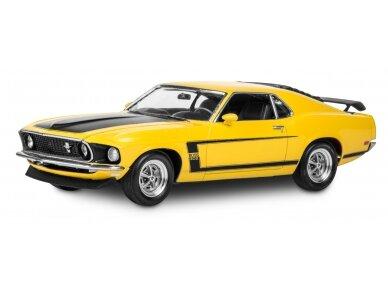 Revell - 69 Boss 302 Mustang, Mastelis: 1/25, 14313