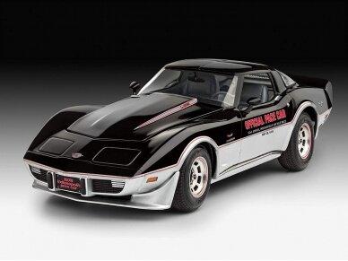 Revell - '78 Corvette Indy Pace Car, Mastelis: 1/24, 07646 3