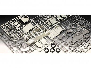 Revell - Citroen 2 CV Cocorico, Mastelis: 1/24, 07653 4