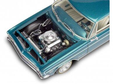 Revell - '66 Chevy® Impala™ SS™ 396 2'N1, Mastelis: 1/25, 14497 4