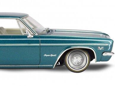 Revell - '66 Chevy® Impala™ SS™ 396 2'N1, Mastelis: 1/25, 14497 5