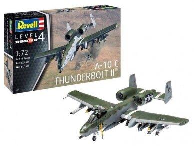 Revell - A-10C Thunderbolt II, Mastelis: 1/72, 03857