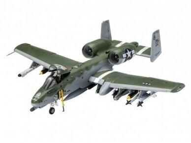 Revell - A-10C Thunderbolt II, Mastelis: 1/72, 03857 2