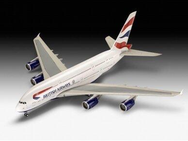 Revell - A380-800 British Airways, Mastelis: 1/144, 03922 2