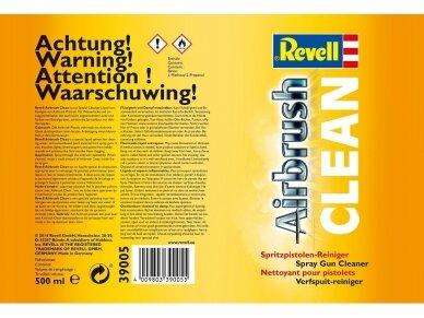 Revell - Airbrush Email Cleaner 500ml, 39005 2