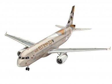 Revell - Airbus A320 Etihad Airways, Mastelis: 1/144, 03968 2